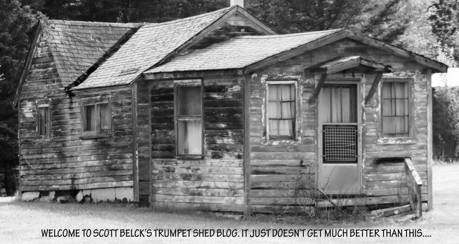THE TRUMPET SHED